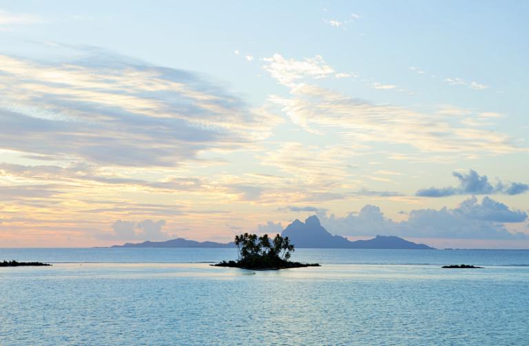 Polinesia en Catamarán